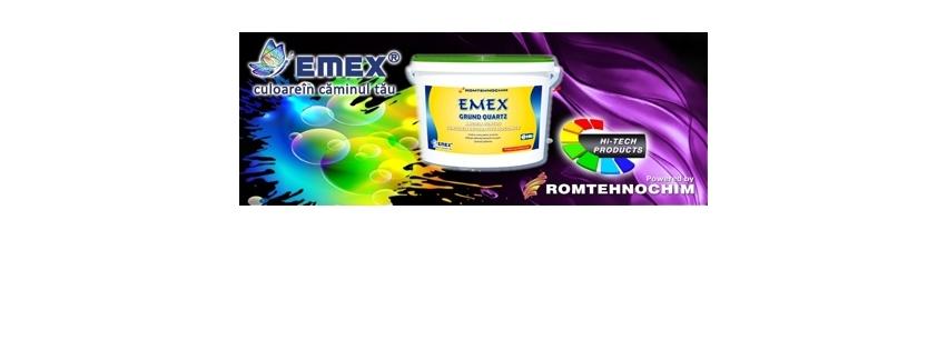 Grund de Amorsare Siliconic cu Cuart pentru Tencuieli EMEX 2