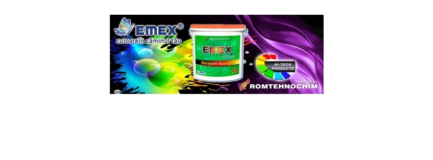 Decapant Ecologic EMEX PC ECO 2