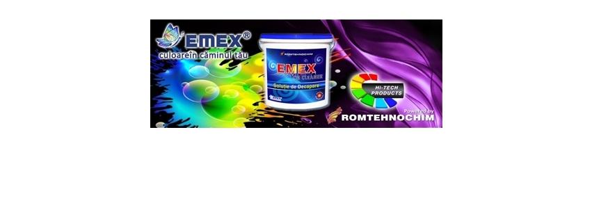 Decapant pentru Vopsele si Adezivi EMEX CM CLEANER 2