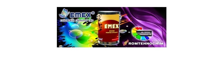 Grund Anticoroziv pentru Utilaje EMEX 2