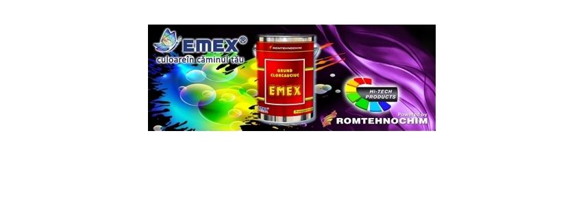 Grund Anticoroziv Clorcauciuc EMEX 2