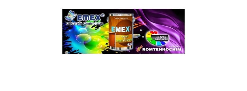 Grund Alchidic pentru Lemn si Binale EMEX 2