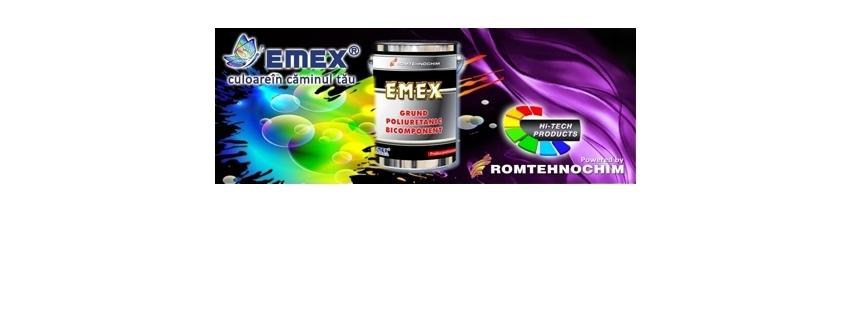 Grund Anticoroziv Poliuretanic Bicomponent EMEX 2