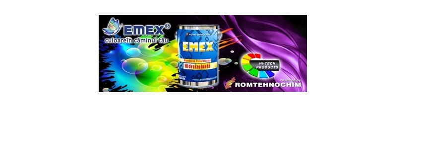 Membrana Poliuretanica Hidroizolanta EMEX 2