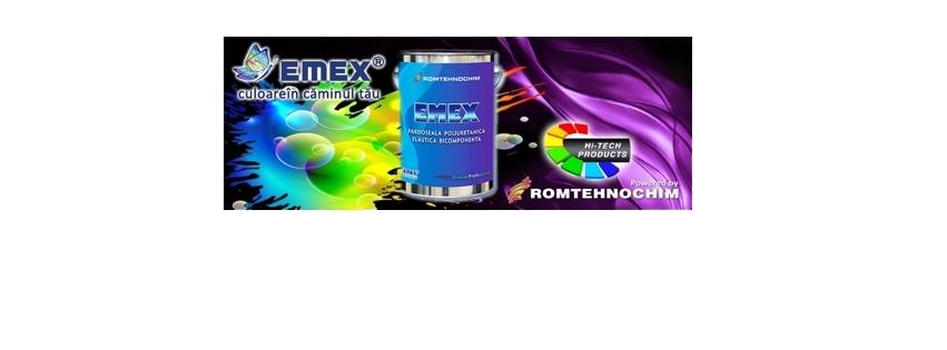Pardoseala Poliuretanica Elastica EMEX 2