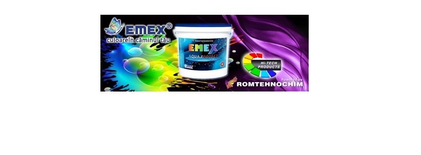 Tencuiala Decorativa Impermeabila EMEX AQUA PROTECT 2