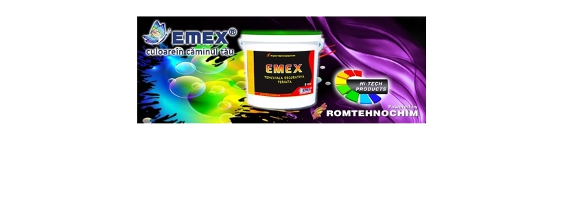Tencuiala Decorativa Periata EMEX 2