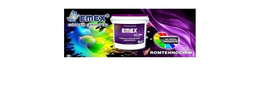 Vopsea Hidroizolanta Elastica EMEX AQ BAR 2