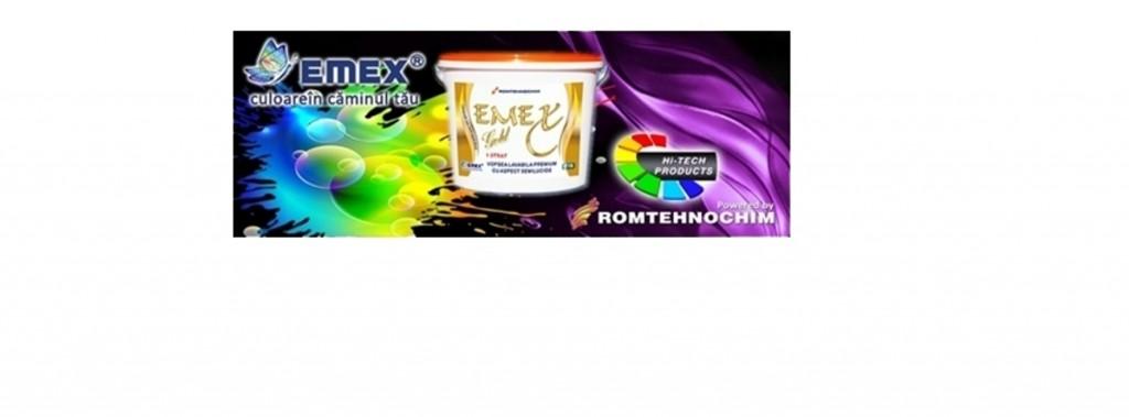 Vopsea Lavabila Premium Emex Gold / Bidon 15 L 2