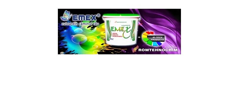 Vopsea Superlavabila Exterior EMEX 2