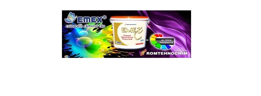 Vopsea Texturata Decorativa EMEX 2