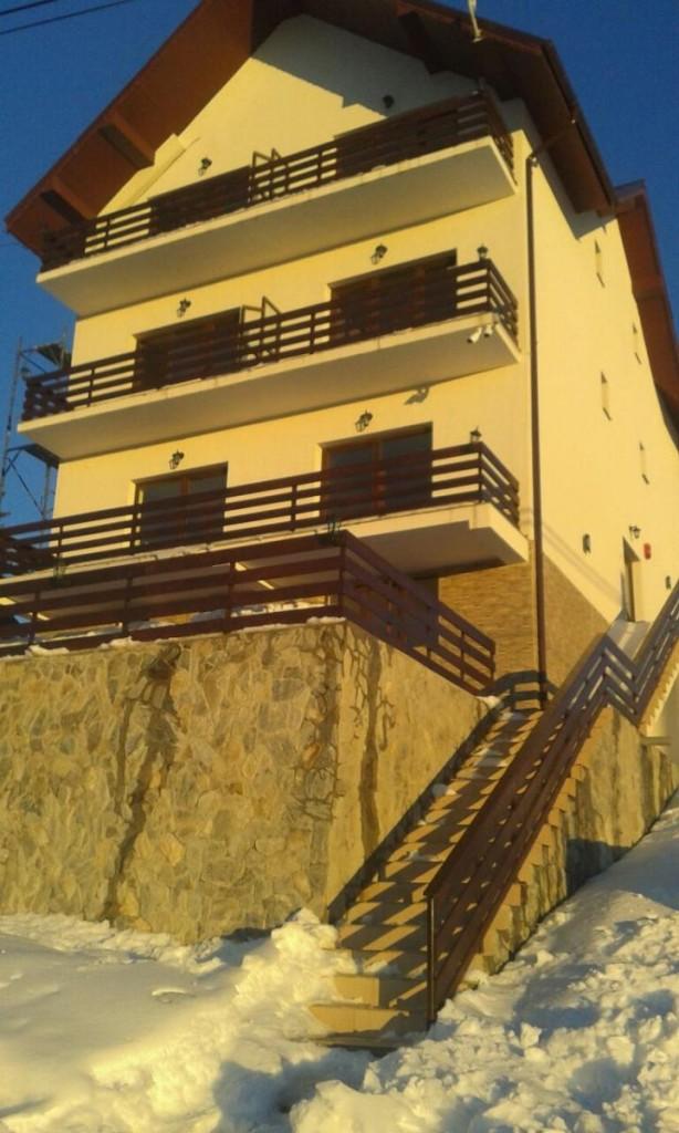Pensiunea Avalanche Ranca, Probably best location in Ranca 2