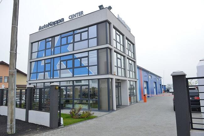 Noul AutoKappa Center 2