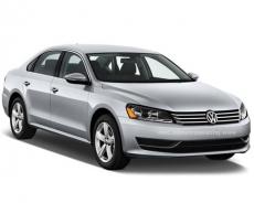 Gasirea carligui de remorcare pentru VW Passat Break 1