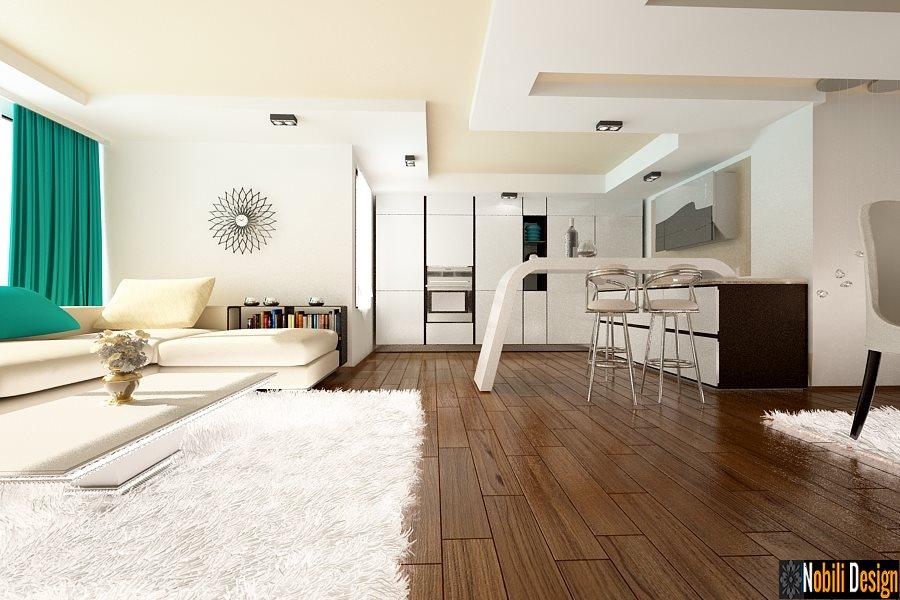 Servicii design interior case apartamente moderne 2