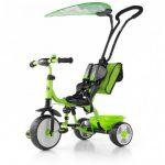 tricicleta copii verde