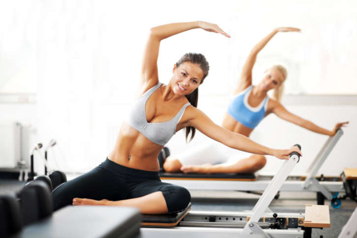 Un nou studio de Pilates Bucuresti