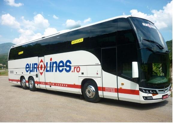 Eurolines surprinde cu preturi convenabile pentru serviciul de inchiriere autocare 1