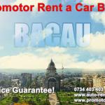 Noi facilitati pentru cei care apeleaza la servicii de inchirieri auto in Bacau cu Promotor Rent a Car 1