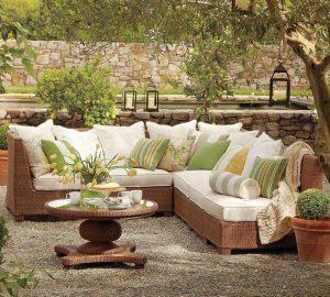 cele mai frumoase canapele de gradina pe DecoStores