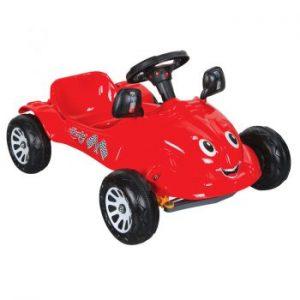 masinuta cool cu pedale pentru copii