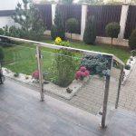 Balustrade inox Bucuresti, pentru case de vis 3