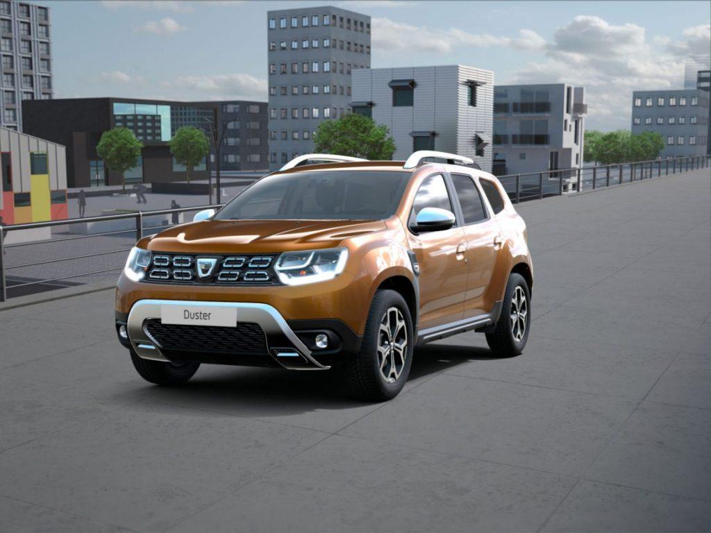 Noul DUSTER, ultimul model Dacia in 2017 1