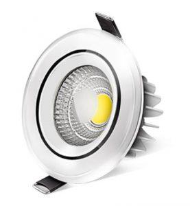 Montati spoturi led pentru iluminare punctuala eficienta 1