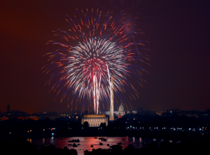 artificii 4 iulie