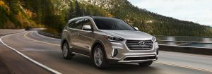 Cauti o masina de inchiriat care sa iti ofere cat mai multe posibilitati? Alege noul Hyundai Santa Fe! 1