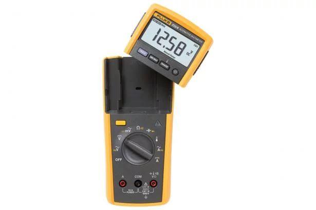 Multimetrul digital Fluke 233 - ce caracteristici are si ce masuri de siguranta trebuie luate 1