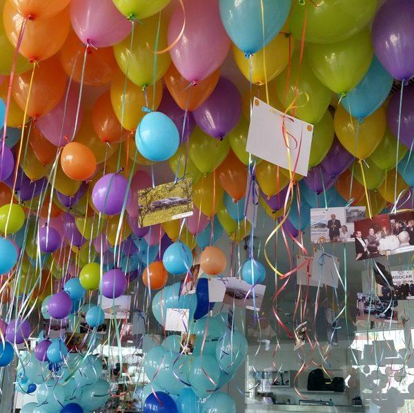 baloane cu heliu copii