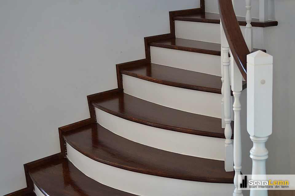 Scari interioare din lemn-infrumuseteaza spatiile si le confera un plus de caldura 8