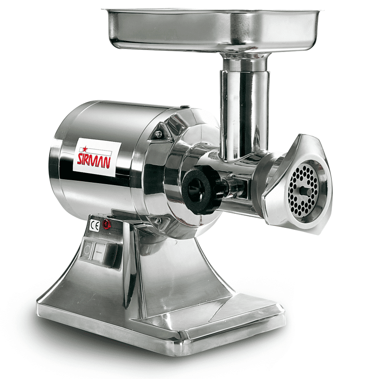 Orice bucătărie profesională are nevoie de propria mașină de tocat carne! 5