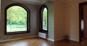 ferestre din lemn termopan