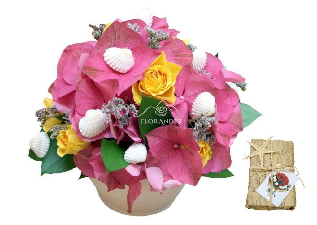 O florarie online te pregateste de vacanta! Comanda flori de la Florandes si primesti cadou o carte! 4