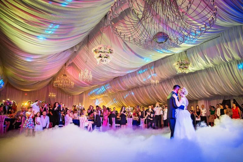 Saloane nunta de lux in Bucuresti – Salon du Mariage 5
