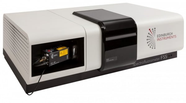 Spectrofluorimetrele FS5 de la Edinburg Instruments Ltd, in oferta Ronexprim 1