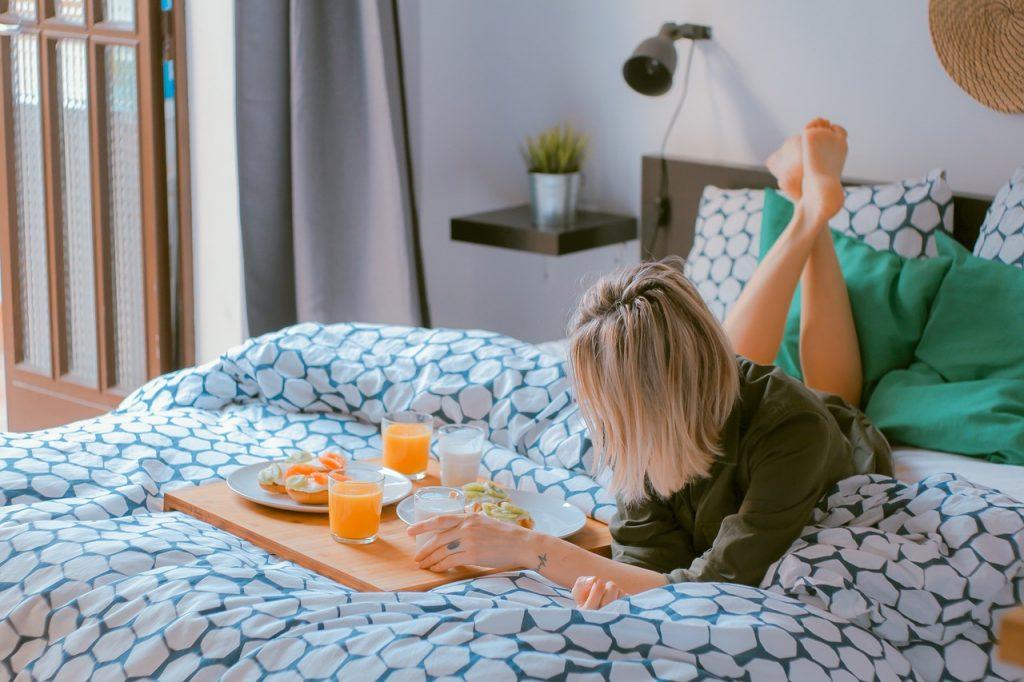 Alege o cuvertura de pat de vis 1