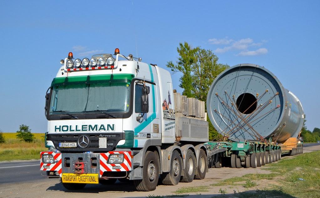 transport agabaritic holleman