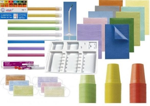 Consumabile pentru cabinete stomatologice 1