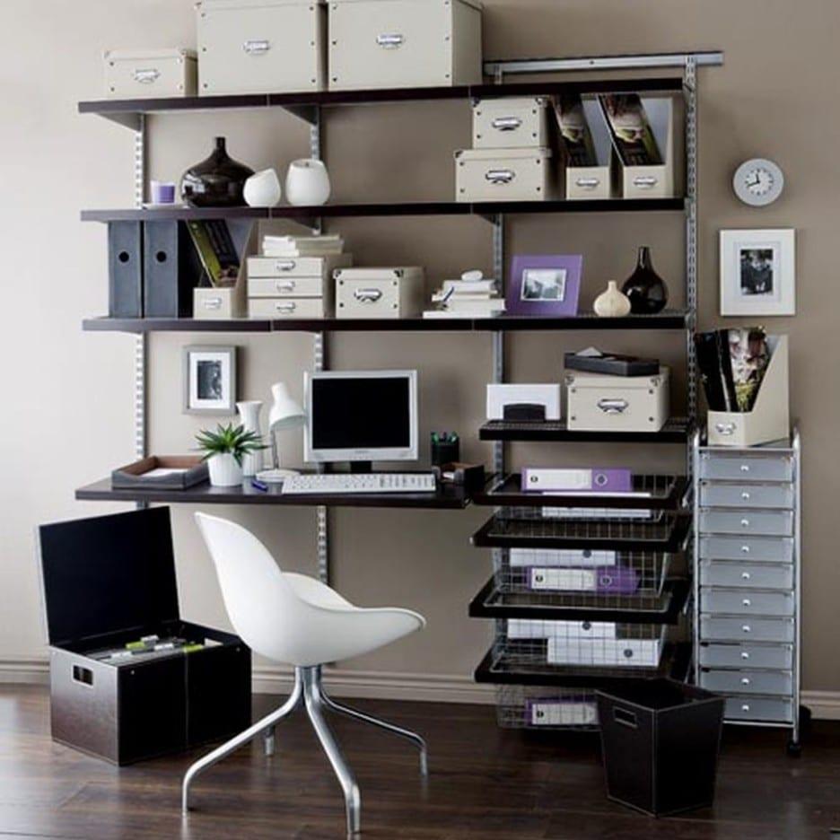 Organizarea biroului iti da batai de cap? Foloseste un fiset metalic! 3