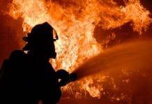 Explozie intr-un bloc din Slatina
