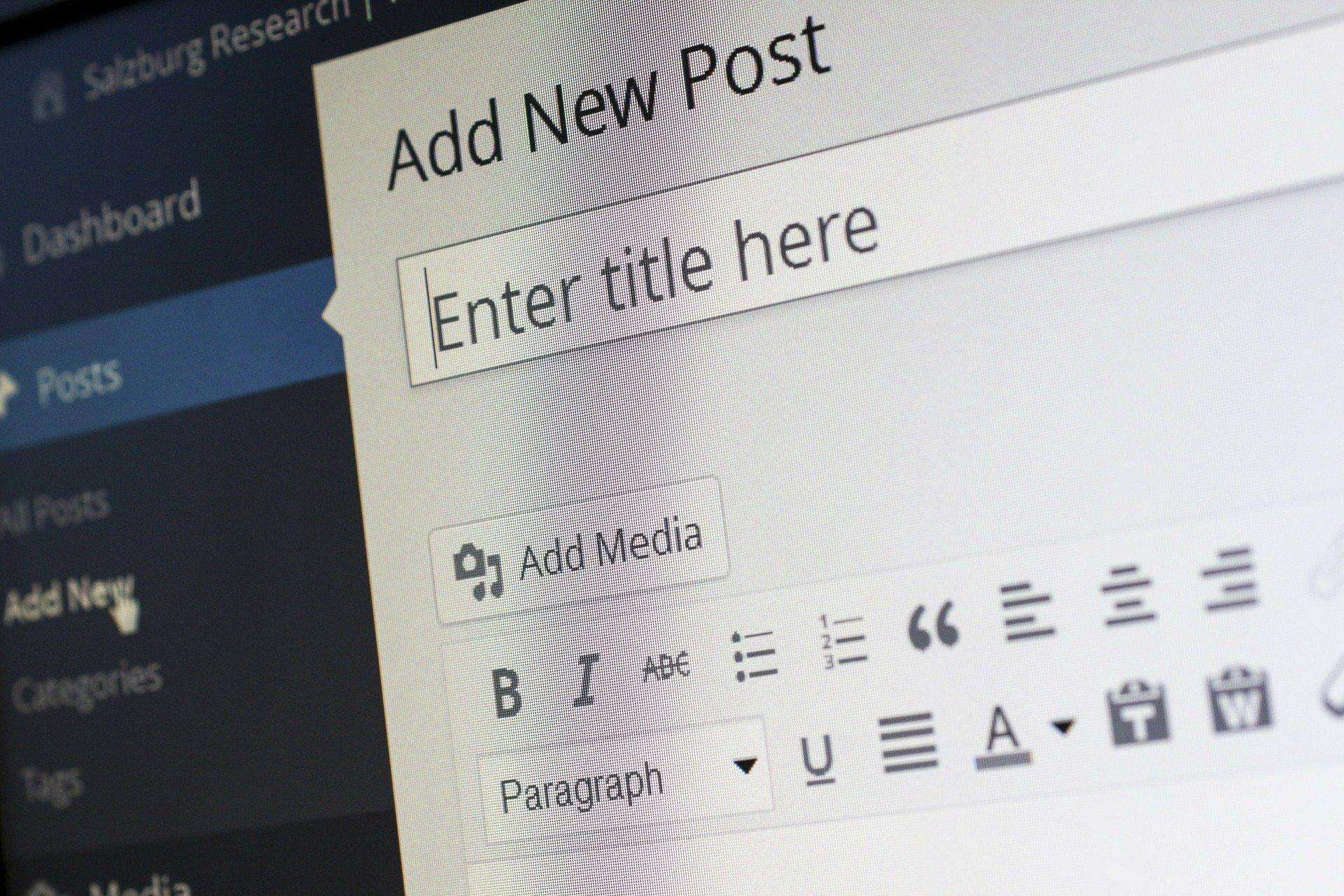 Principalele motive pentru a apela la o agenţie web design pentru crearea şi întreţinerea unui blog 3