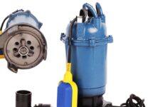 Pompa apă murdară Euroaqua cu tocător și flotorpentru igienă și eficiență